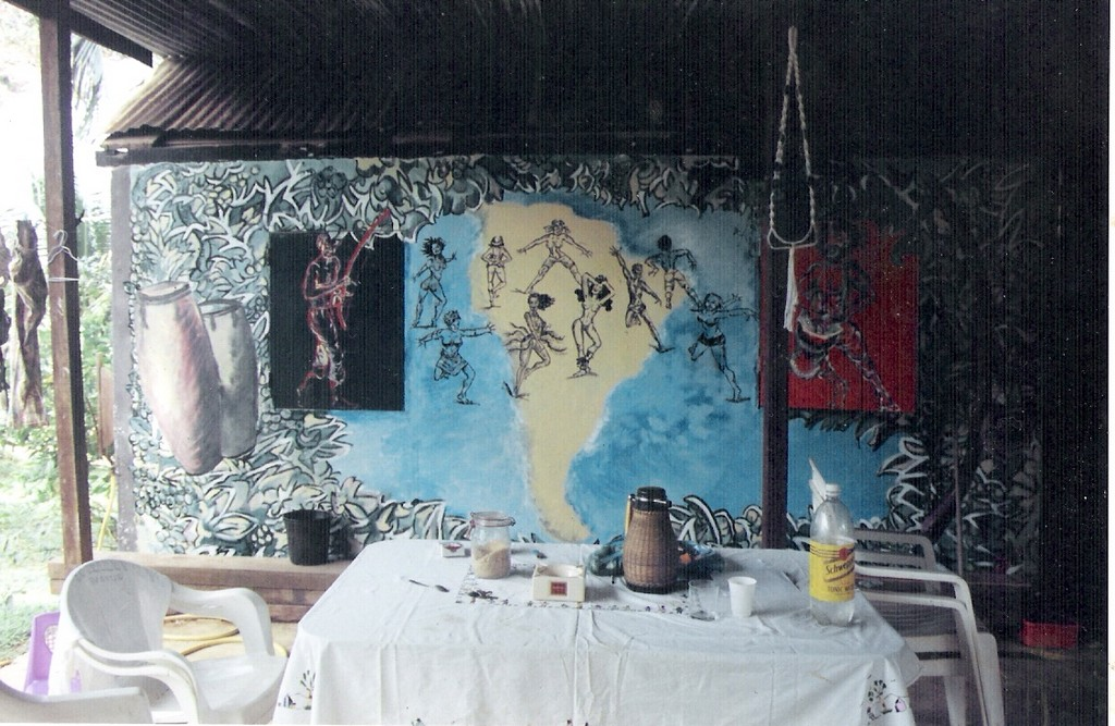 Peintures murales for Peintures murales
